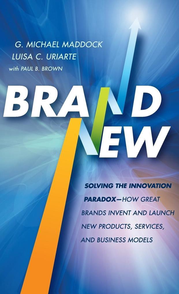 Brand New als Buch von Michael Maddock, Paul B....