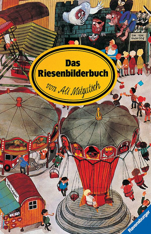 Das Riesenbilderbuch als Buch
