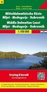 Mitteldalmatinische Küste 04.  1 : 100 000