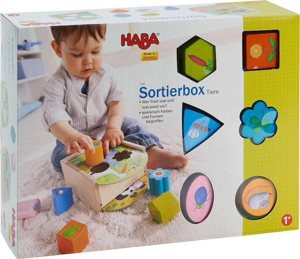 HABA - Sortierbox Tiere als sonstige Artikel