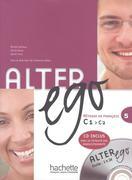 Alter ego 5. Kursbuch mit integrierter Audio-CD