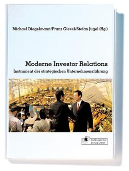 Moderne Investor Relations als Buch von