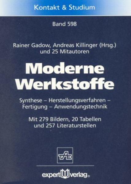 Moderne Werkstoffe als Buch