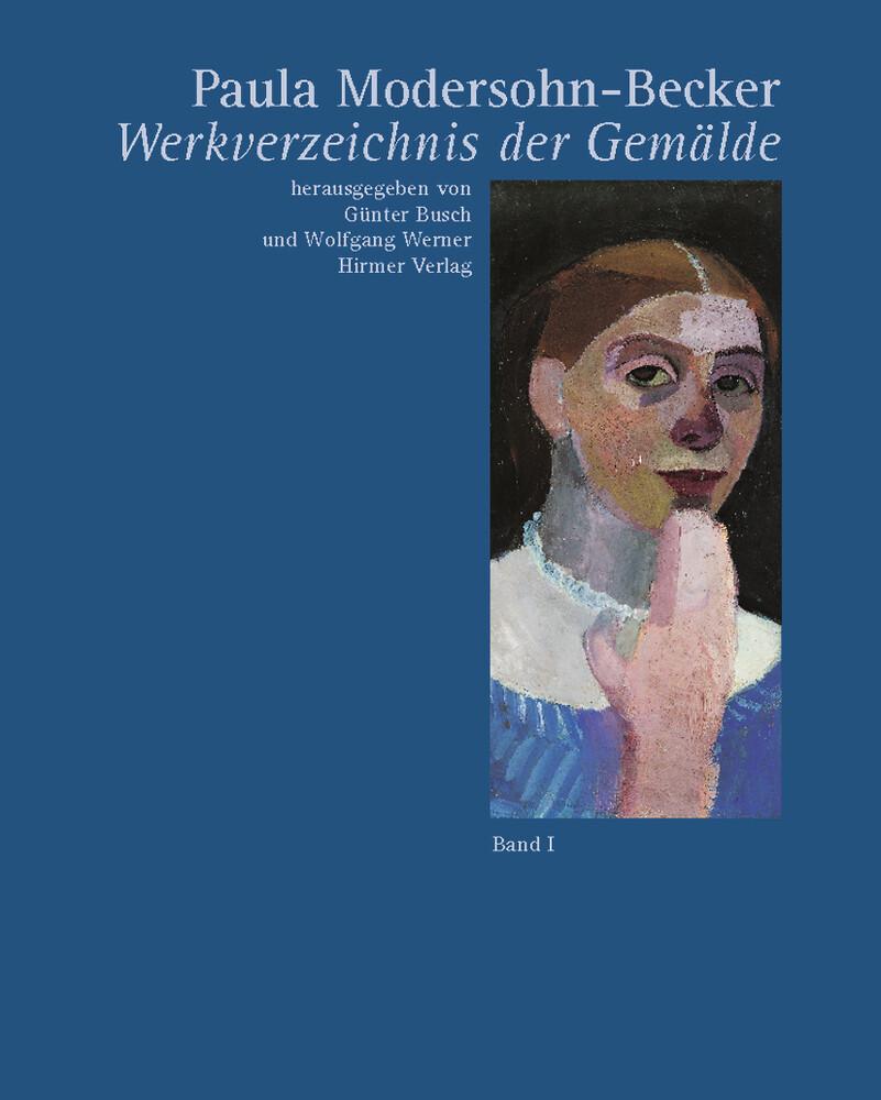 Paula Modersohn-Becker - Werkverzeichnis der Gemälde als Buch
