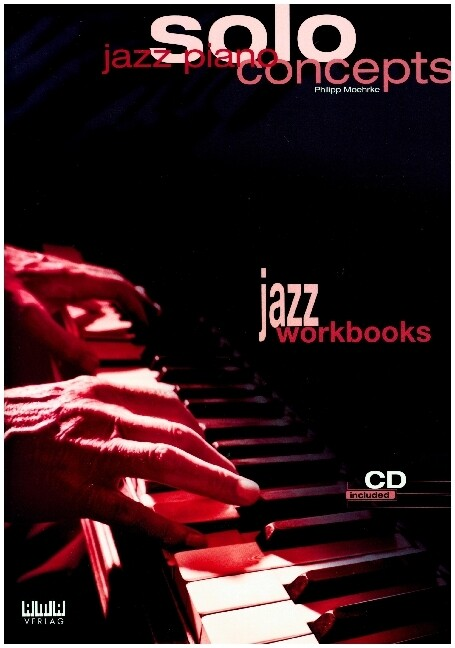 Jazz Piano Solo Concepts als Buch