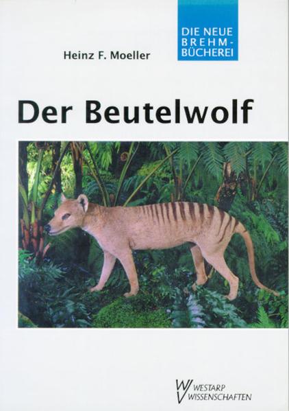 Der Beutelwolf als Buch