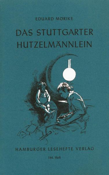 Das Stuttgarter Hutzelmännlein als Taschenbuch