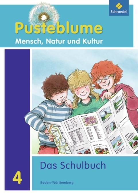 Pusteblume 4. Mensch, Natur und Kultur. Schüler...