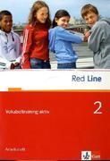 Red Line 2. Vokabeltraining aktiv