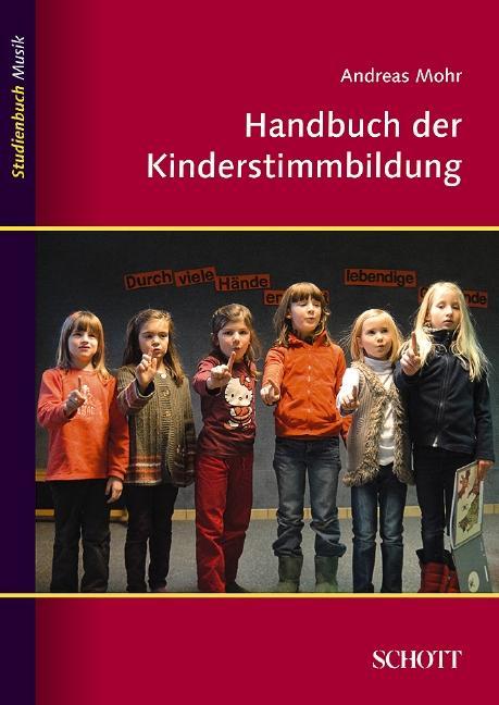 Handbuch der Kinderstimmbildung als Buch (kartoniert)
