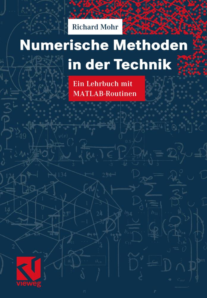 Numerische Methoden in der Technik als Buch