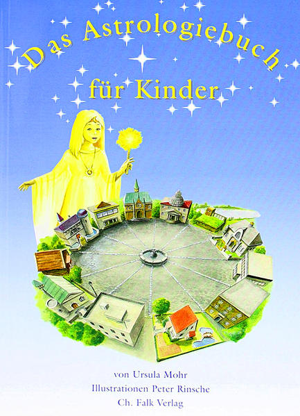 Das Astrologiebuch für Kinder als Buch