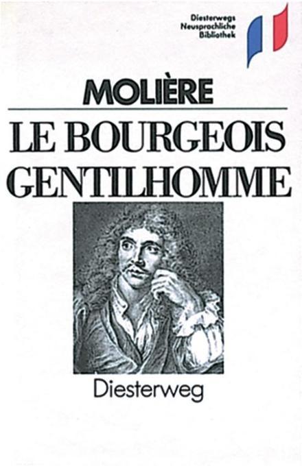 Le Bourgeois gentilhomme als Buch