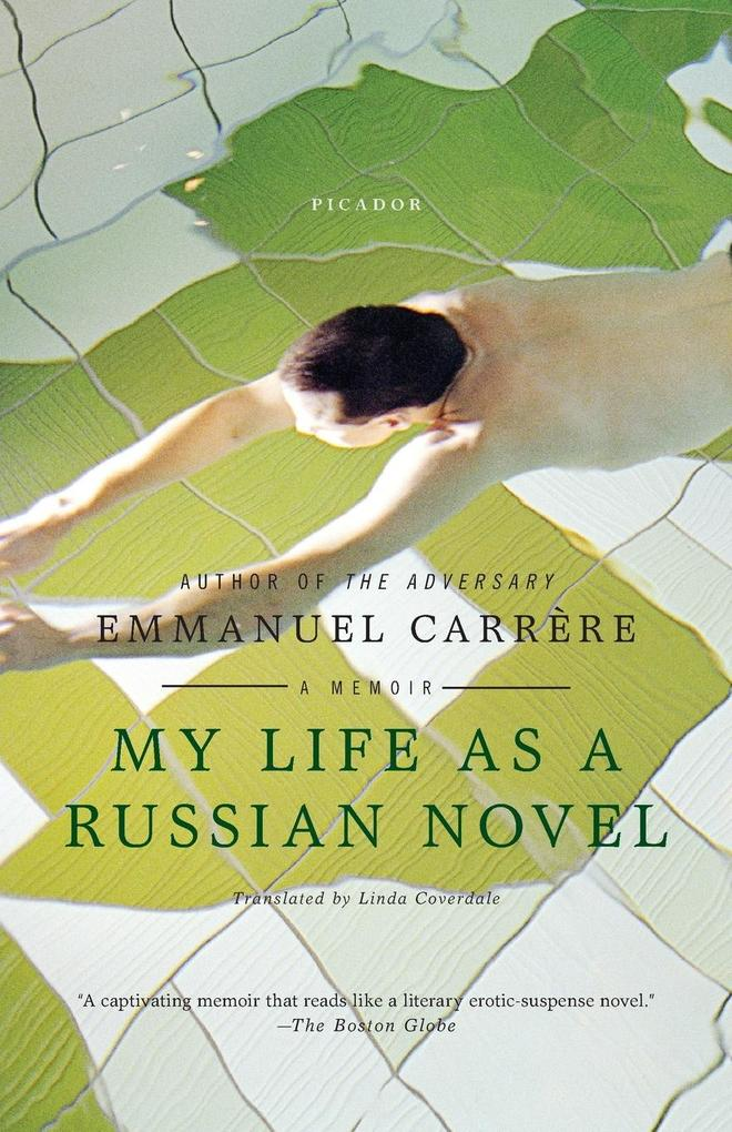 My Life as a Russian Novel als Buch von Emmanue...