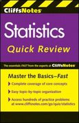 Statistics Quick Review