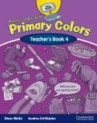 American English Primary Colors 4 Teacher's Book