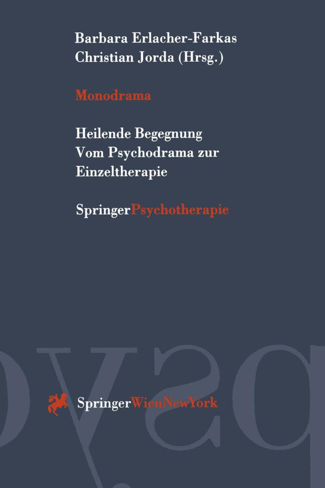 Monodrama als Buch