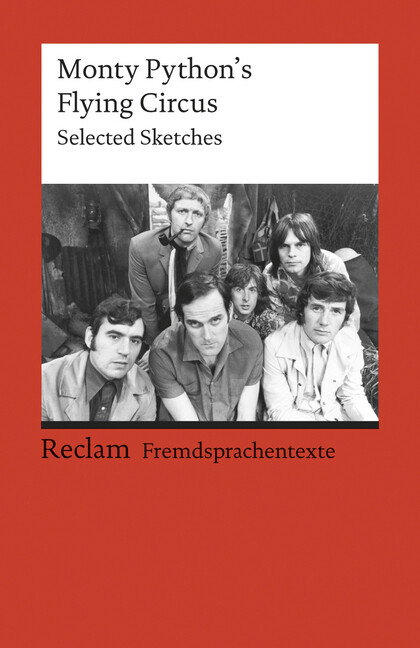 Monty Python's Flying Circus als Taschenbuch