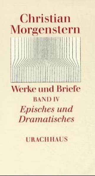 Episches und Dramatisches als Buch