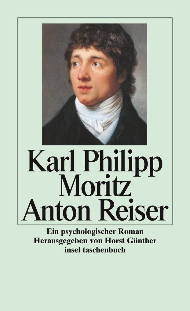 Anton Reiser als Taschenbuch