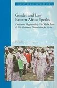 Gender and Law: Eastern Africa Speaks