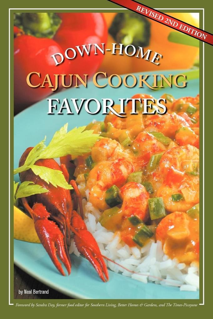 Down-Home Cajun Cooking Favorites als Taschenbu...