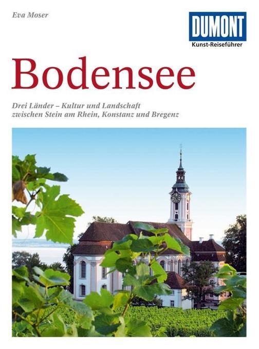 DuMont Kunst-Reiseführer Bodensee als Buch