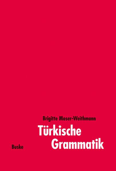 Türkische Grammatik als Buch