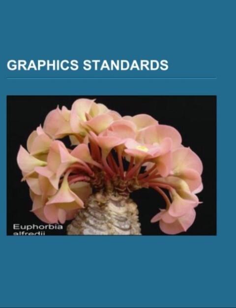 Graphics standards als Taschenbuch von