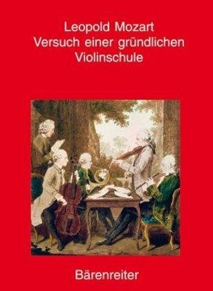 Versuch einer gründlichen Violinschule als Buch