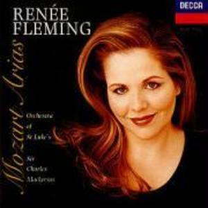 Mozart-Recital (Sopran-Arien) als CD