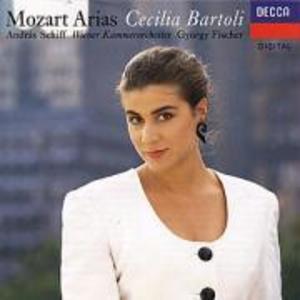 Mozart-Arien als CD
