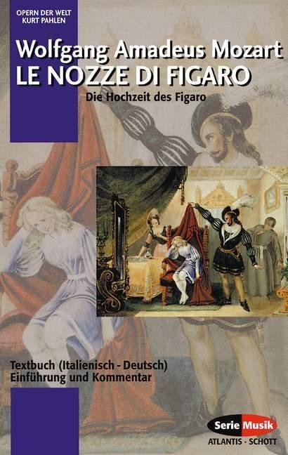 Die Hochzeit des Figaro als Buch