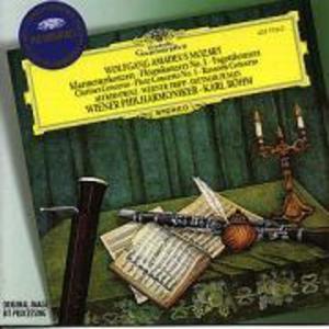 Klarinettenkonzert / Flötenkonzert Nr. 1 / Fagottkonzert. Klassik-CD als CD