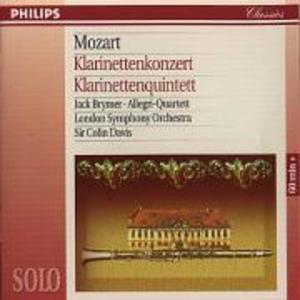 Klarinettenkonzert / Klarinettenquintett. Klassik-CD als CD