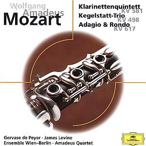 Klarinettenquintett als CD