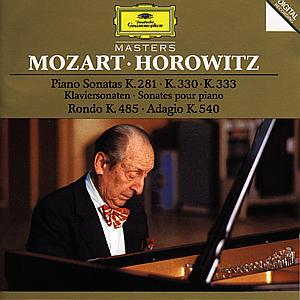 Klaviersonate KV 281,330,333/Rondo/Adagio als CD