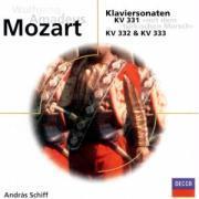 Klaviersonaten KV 331,332,333 als CD