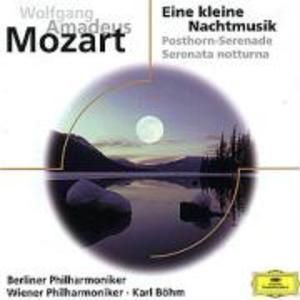 Serenaden KV 320,525/+ als CD