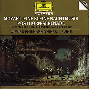 Eine Kleine Nachtmusik/Posthornserenade/+ als CD