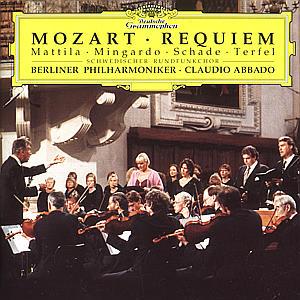 Requiem KV 626/+ als CD