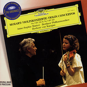 Violinkonzerte 3,5 als CD