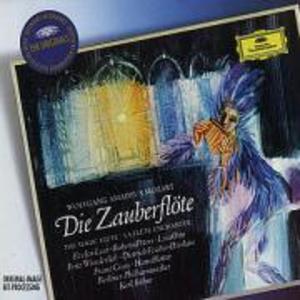 Die Zauberflöte. 2 Klassik-CDs als CD