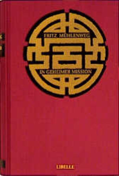 In geheimer Mission durch die Wüste Gobi als Buch