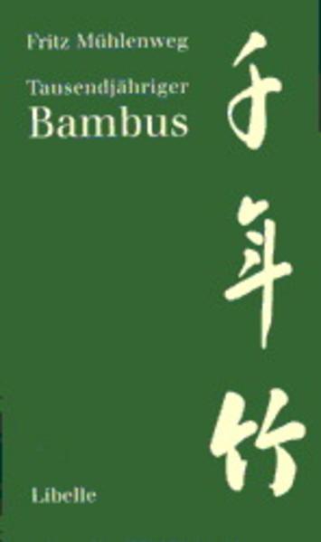 Tausendjähriger Bambus als Buch