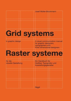Rastersysteme für die visuelle Gestaltung. Grid systems in graphic designs als Buch