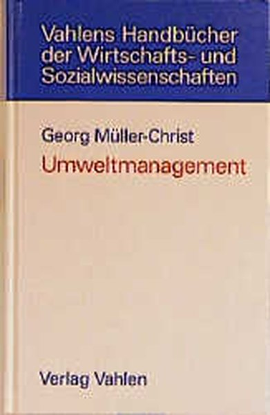 Umweltmanagement als Buch
