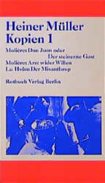 Kopien 1 als Buch von Heiner Müller
