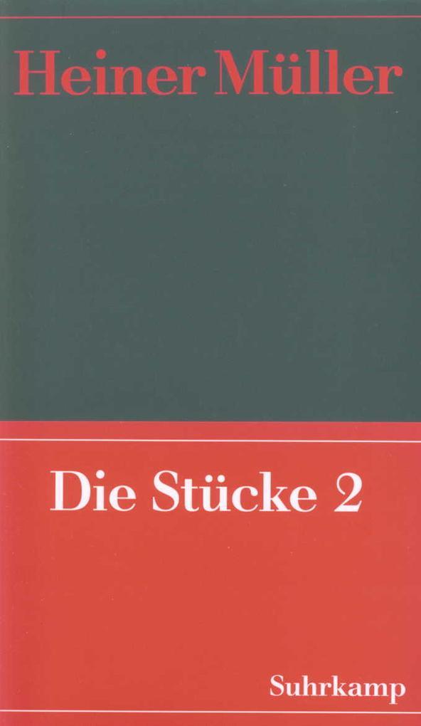 Werke 04. Die Stücke 02. 1968-1976 als Buch