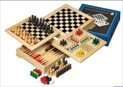 Philos 3104 - Holz-Spielesammlung, Reise als sonstige Artikel